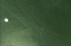 绿色防火篷布