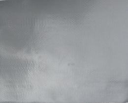 灰色夹网凃成篷布